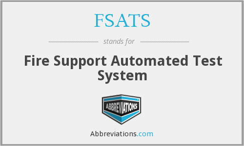 What does FSATS stand for?
