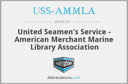 What does USS-AMMLA stand for?