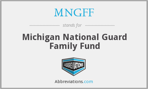 What does MNGFF stand for?