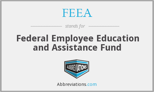 What does FEEA stand for?