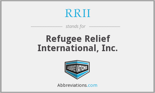 What does RRII stand for?