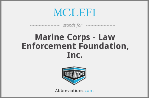 What does MCLEFI stand for?
