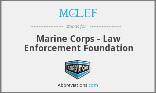 What does MC-LEF stand for?