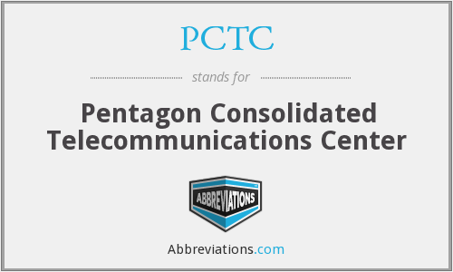 What does PCTC stand for?