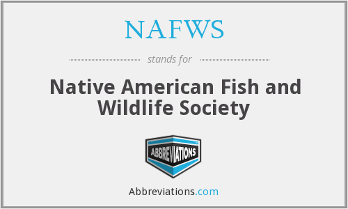 What does NAFWS stand for?