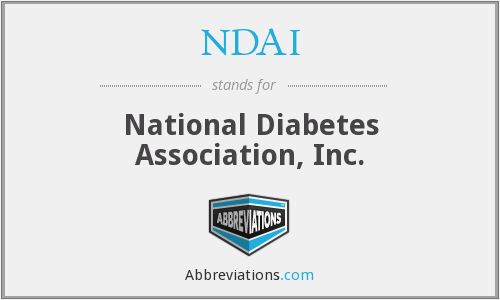What does NDAI stand for?