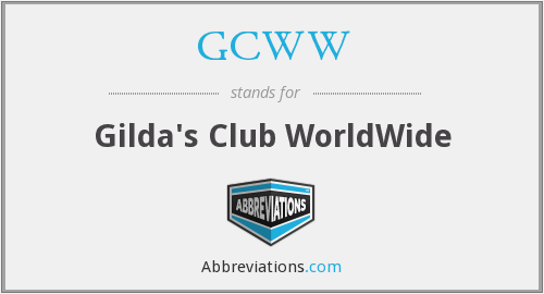 What does GCWW stand for?