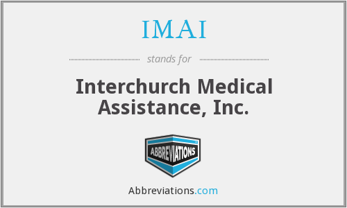 What does IMAI stand for?