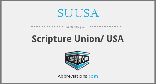 What does SUUSA stand for?