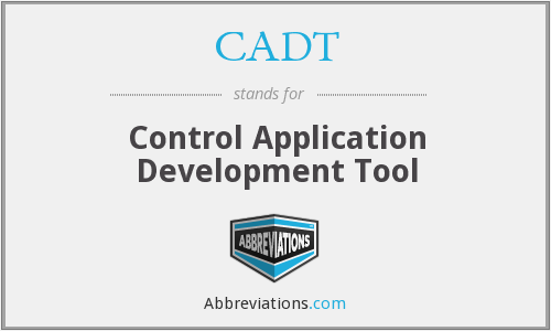 What does CADT stand for?