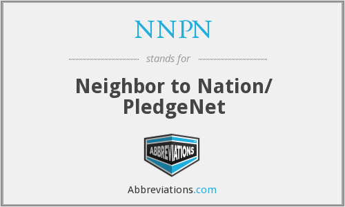 What does NNPN stand for?