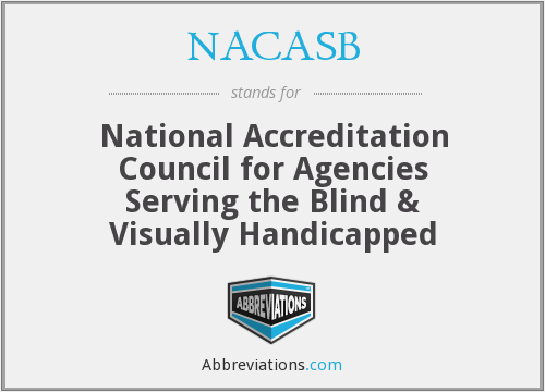 What does NACASB stand for?