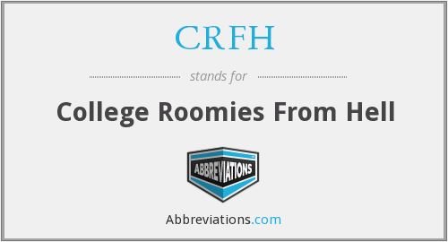 What does CRFH stand for?