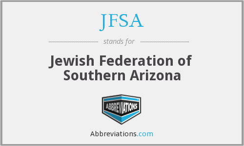 What does JFSA stand for?