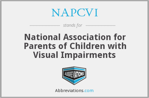 What does NAPCVI stand for?