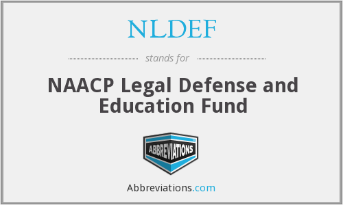 What does NLDEF stand for?