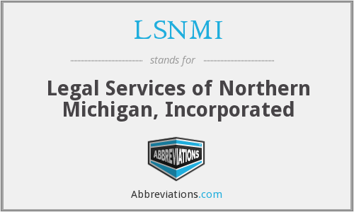 What does LSNMI stand for?
