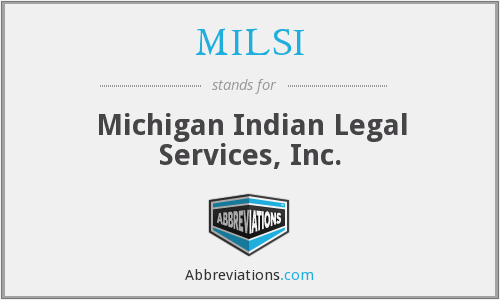 What does MILSI stand for?