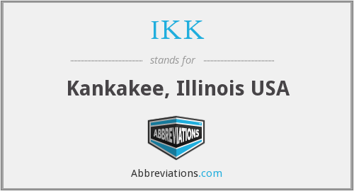 What does IKK stand for?