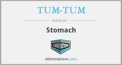 What does TUM-TUM stand for?