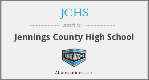 What does JCHS stand for?