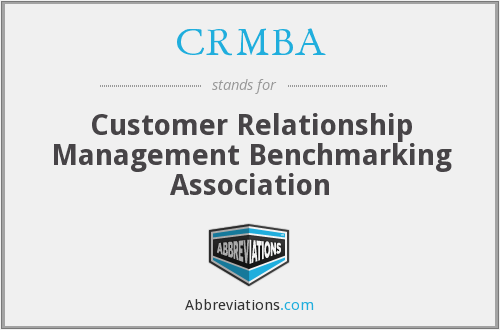 What does CRMBA stand for?