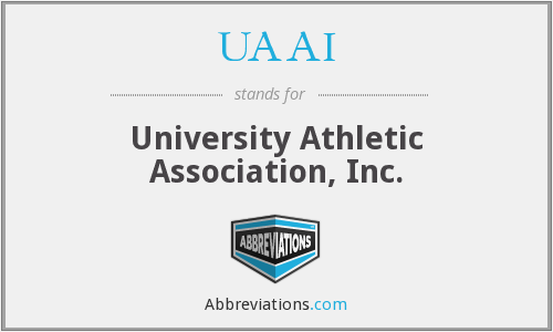 What does UAAI stand for?