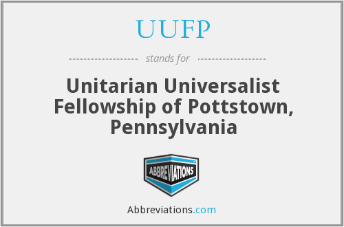 What does UUFP stand for?