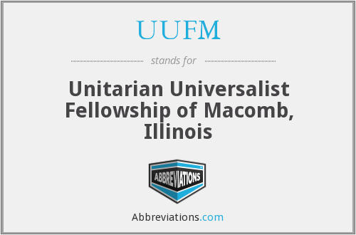 What does UUFM stand for?