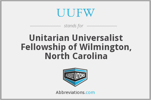 What does UUFW stand for?