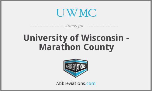 What does UWMC stand for?
