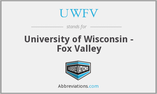 What does UWFV stand for?