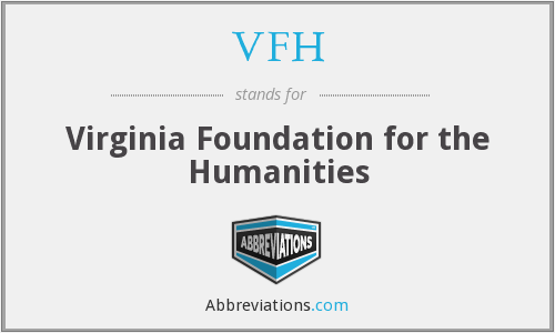 What does VFH stand for?