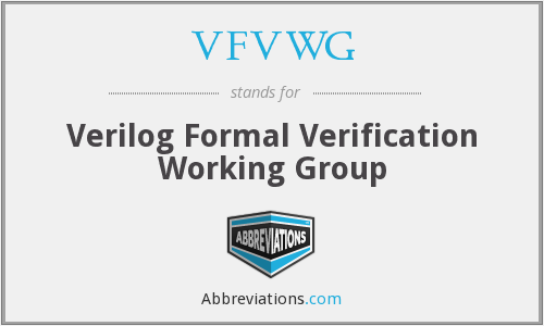 What does VFVWG stand for?