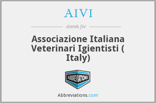 What does AIVI stand for?