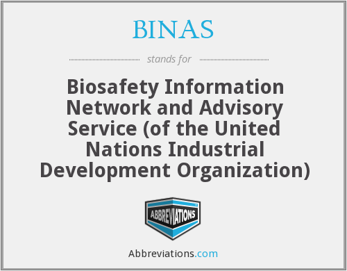 What does BINAS stand for?