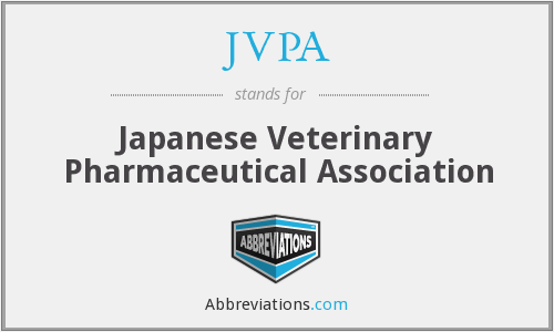 What does JVPA stand for?