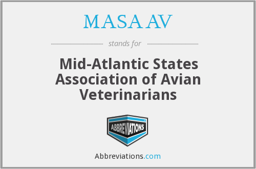 What does MASAAV stand for?