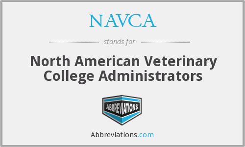 What does NAVCA stand for?