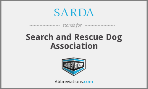 What does SARDA stand for?