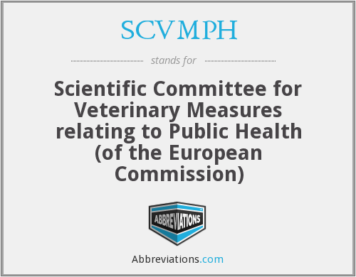 What does SCVMPH stand for?