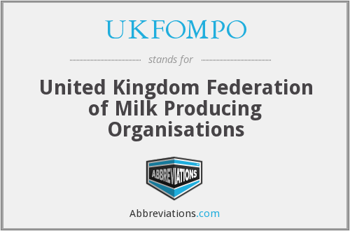 What does UKFOMPO stand for?