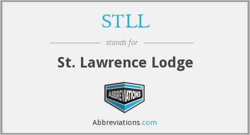 What does STLL stand for?