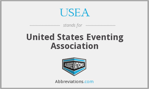 What does USEA stand for?