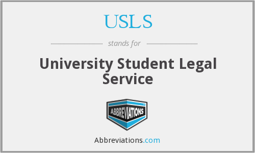 What does USLS stand for?