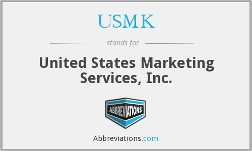 What does USMK stand for?