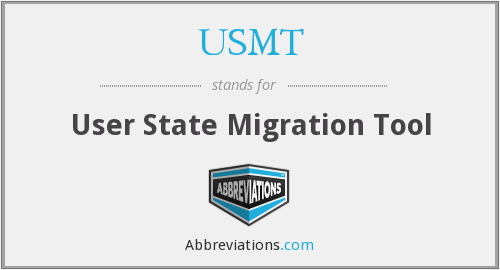What does USMT stand for?