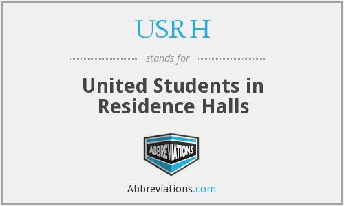 What does USRH stand for?
