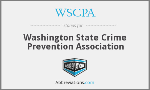 What does WSCPA stand for?