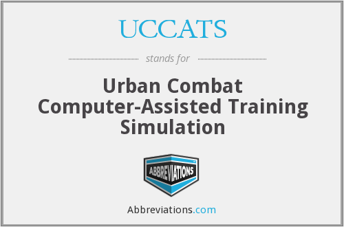 What does UCCATS stand for?